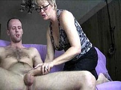 Blowjob, Gilf Pov, grandmother, handjobs, Licking Pussy, Real, Mature Perfect Body