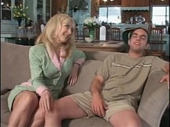 Fuck Friends Threesome, Hot MILF, Milf, Sister Seduces Brother, Hot Step Mom, Perfect Body Amateur Sex
