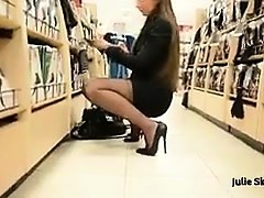 Nice Butt, Anal Toy, Heels, Perfect Booty, Dressing Room