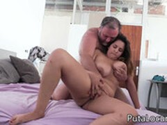 Amateur Porn Tube, Perfect Body Anal, spain, Spanish Amateur Babe Fucked