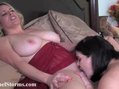 1st Time, Real First Time Lesbian, Hot MILF, Mom Hd, lesbians, Lesbian Milf Seduces Young Girl, milfs