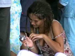 Caught, Cleavage, Exhibitionistic Beauty, Amateur Teen Perfect Body, Russian, Russian Babes Fucked, Russian Hidden Cam, Hidden Camera Toilet