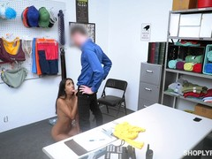 fucked, Mature Perfect Body, Security Guard