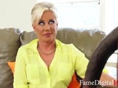 blondes, Granny Cougar, grandmother, handjobs, Perfect Body Hd, Caught Watching, Mom Watching Porn
