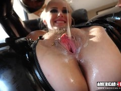 Banging, african, Perfect Body Anal Fuck, pierced, Spandex