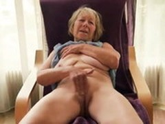 Sexy Granny Fuck, Grandma Creampie, cumming, Perfect Body Masturbation, Real, Real Fucking Orgasm, Watching, Girls Watching Lesbian Porn