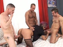 cocksuckers, gangbanged, Gilf Bbc, gilf, Granny In Gangbang, Hard Rough Sex, Hardcore, vagin, Mature Stocking Fuck