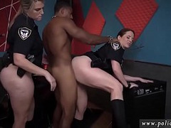 Black Milf, Black and White, Cop, Huge Dick, Ebony, White Girls, Perfect Body Teen Solo, cops, Police Woman
