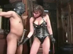 BDSM, torture, Cbt Cum, Leather Gloves, Milf Morning Fuck, Face Slap, whipping, Balls Worship, Perfect Body Amateur Sex