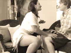 Milf Fantasy, Hd, Hot Milf Anal, mom Porn, Caught Watching, Couple Watching Porn Together, Perfect Body Anal Fuck