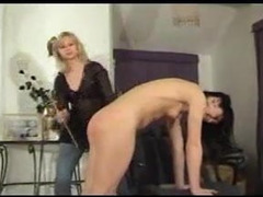 BDSM, Painful Caning, worship, Slave Humiliated, Lesbian, Lezdom, Lesbian Domination, Mistress, Slaves, whipping, Perfect Body Hd